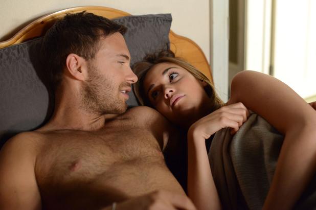 EastEnders, Dean and Lauren sleep together, Mon 18 Aug