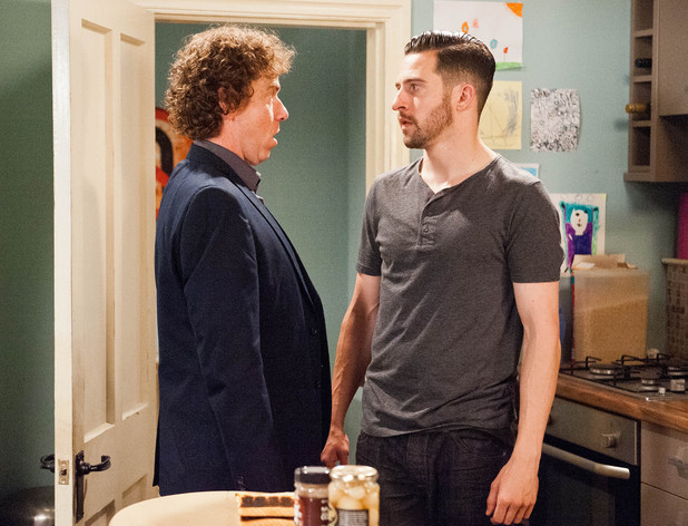 Emmerdale, Gary intimidates Ross, Wed 13 Aug