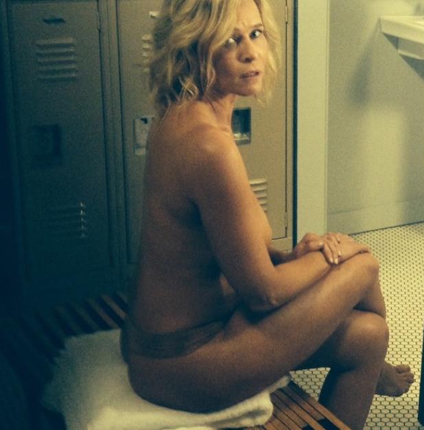 Chelsea Handler strips naked for Instagram post, jokes: 'I'm a Kardashian', 14 August 2014