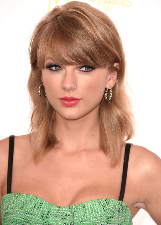Taylor Swift attends the Teen Choice Awards 2014 in Los Angeles, America - 10 August 2014