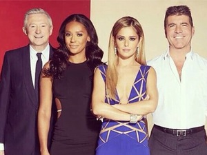 X Factor's Simon, Cheryl, Mel and Louis: Who is your favourite judge?