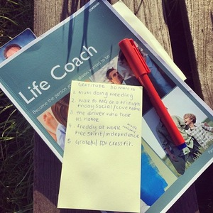 Jeff Brazier life coaching, Instagram 31 May