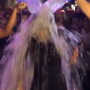 Mel B accepts ALS ice bucket challenge, Instagram 20 August