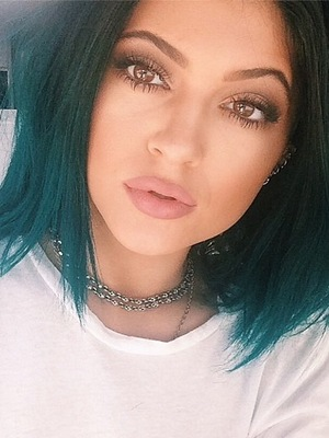 Kylie Jenner takes an Instagram selfie - 29 May 2014
