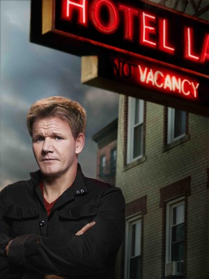 Ramsay's Hotel Hell, Tue 19 Aug