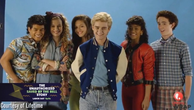 The Unauthorised Saved By The Bell Story trailer: 20 August 2014