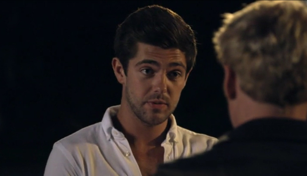 Jamie Laing confronts Alex Mytton about Tara Keeney rumours - 18 August 2014