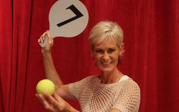 Andy Murray's mum Judy signs up to Strictly Come Dancing - 18 August 2014