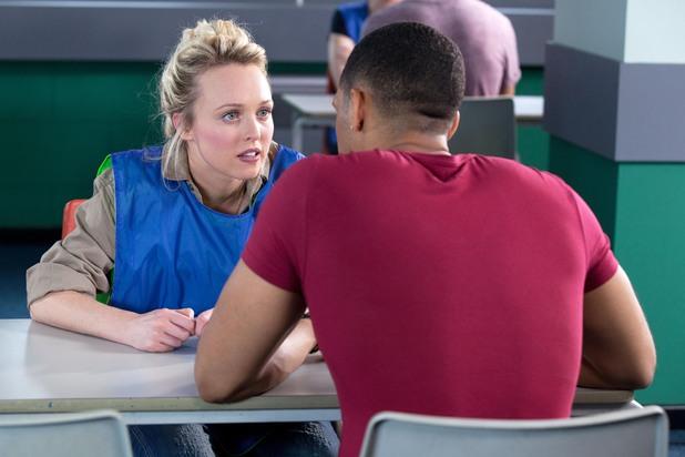 Hollyoaks, Sonny visits Theresa, Mon 25 Aug