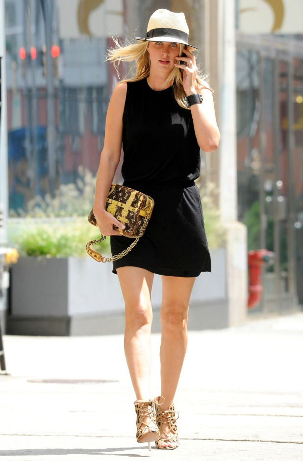 Nicky Hilton out and about, New York, America - 19 Aug 2014