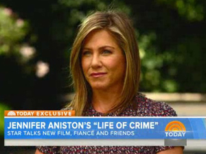 Jennifer Aniston: 'Pressure to have a baby is unfair'