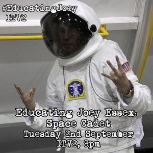 Joey Essex on 'Educating Joey Essex - Space Cadet' - ITV2.