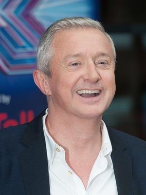 Louis Walsh, X Factor launch, London, August 2014