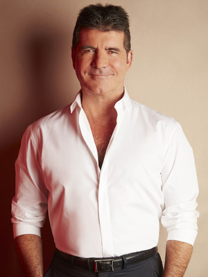 Simon Cowell, The X Factor photocall, ITV 26 August