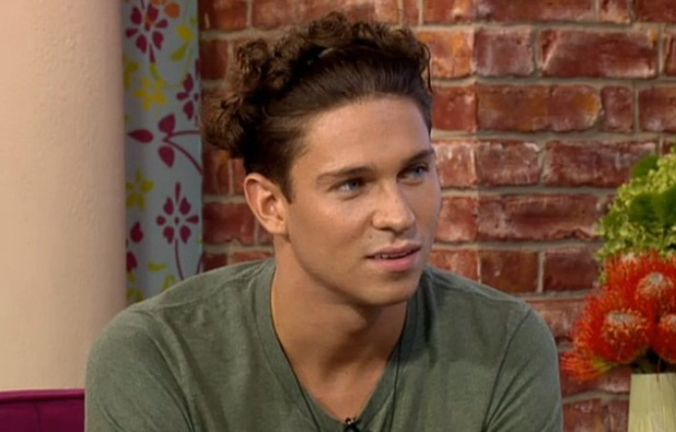 Joey Essex speaks about 'Educating Joey Essex - Space Cadet' on This Morning (28 August).