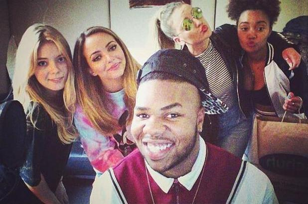 Little Mix collaborate with MNEK and Becky Hill on a single (26 August).
