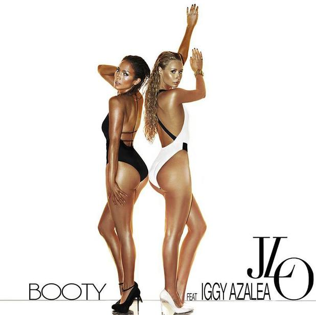 Jennifer Lopez enlists Iggy Azalea for 'Booty' remix (26 August).