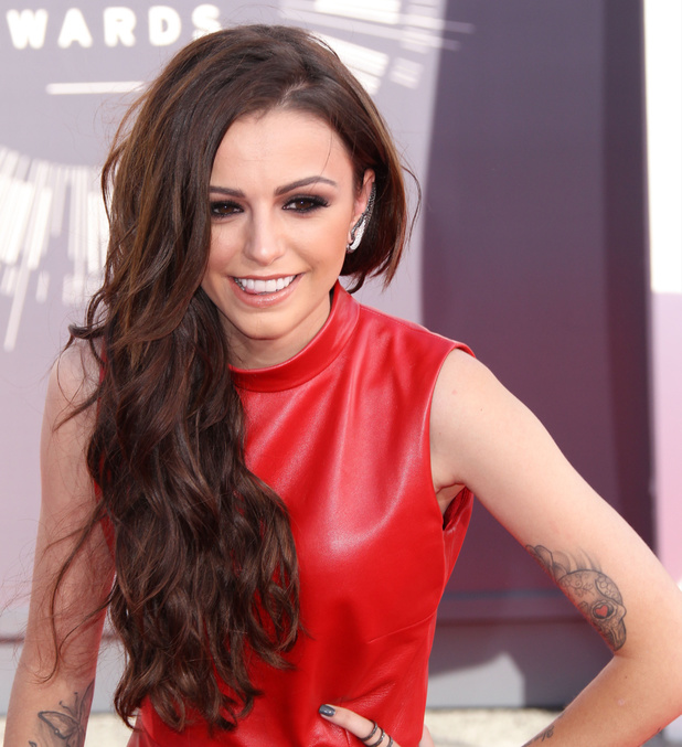 Cher Lloyd, 2014 MTV Video Music Awards at The Forum - Arrivals, 24 August 2014