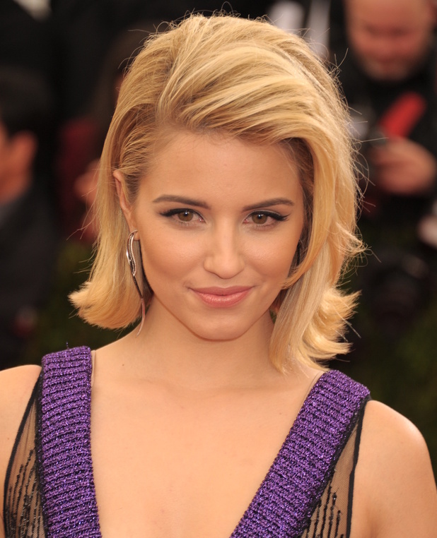 Dianna Agron attends the 'Charles James: Beyond Fashion' launch at the Costume Institute Gala at the Metropolitan Museum of Art - New York, America - 5 May 2014
