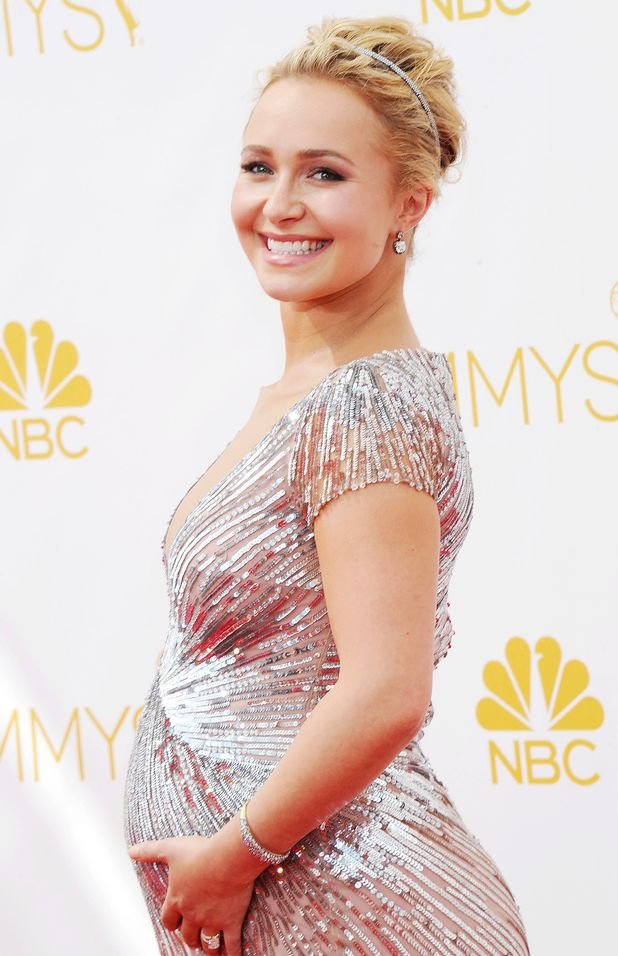 Hayden Panettiere, The 66th Annual Primetime Emmy Awards, Arrivals, Los Angeles, America - 25 Aug 2014