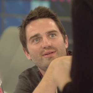 Celebrity Big Brother: George Gilbey and Stephanie Pratt, 26 August 2014