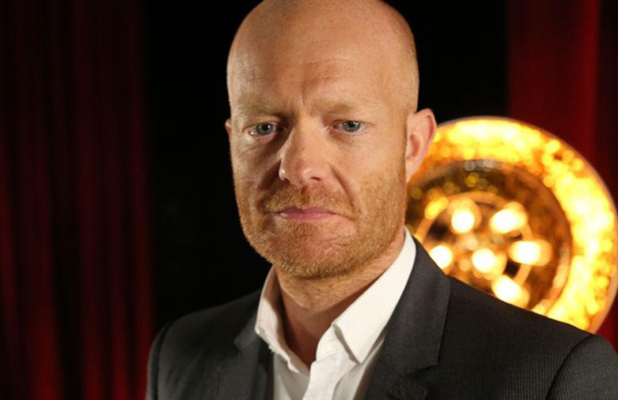 Jake Wood on Strictly Come Dancing, August 2014