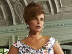 Coleen Rooney poses up a storm on fairy tale-inspired Littlewoods shoot