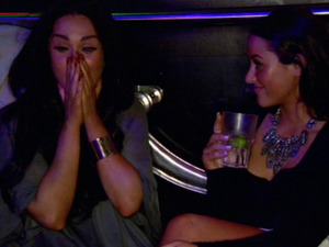Geordie Shore, Marnie Simpson tells Vicky Pattison that Gaz Beadle has broken own lad code, MTV 2 September