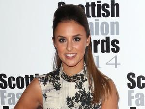 MIC's Lucy Watson hits the style mark at Scottish Fashion Awards 2014