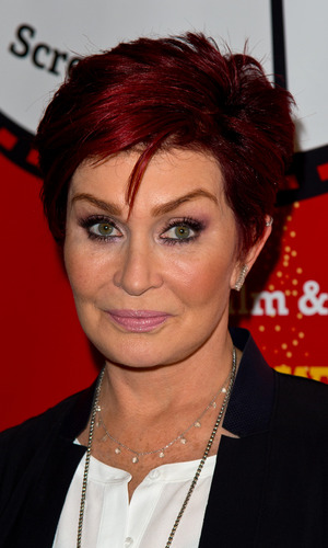 Sharon Osbourne attends a photocall for the Cinemagic London Festival at Cineworld Haymarket on July 3, 2014 in London, England.