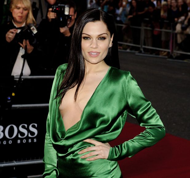 Jessie J, GQ Men of the Year Awards in association with Hugo Boss, Royal Opera House, London, Britain - 02 Sep 2014