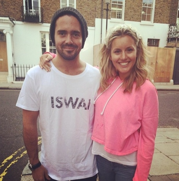 Who is hugo dating from made in chelsea