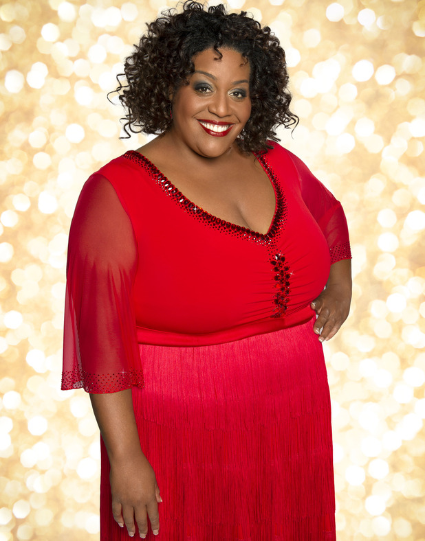 Strictly Come Dancing 2014 lineup: Alison Hammond