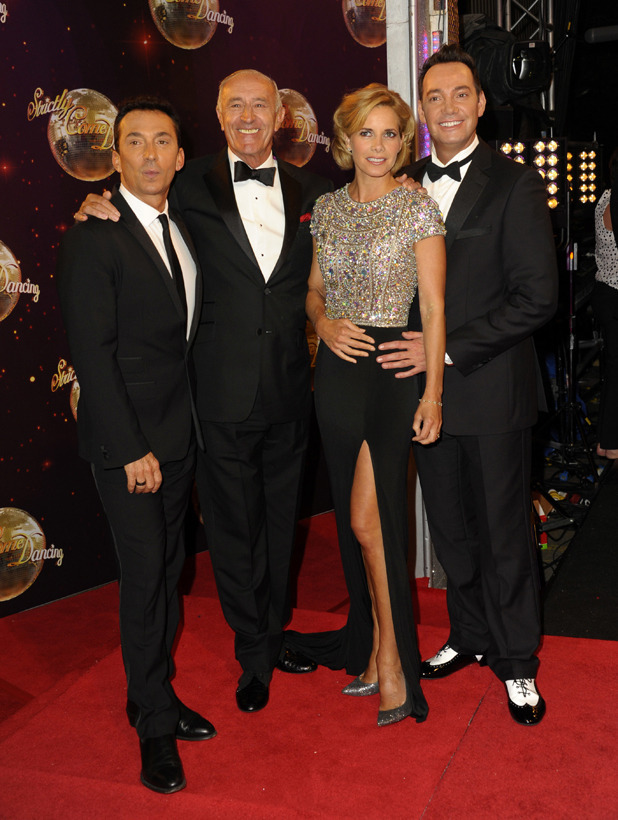 Strictly Come Dancing 2014: official launch night pictures