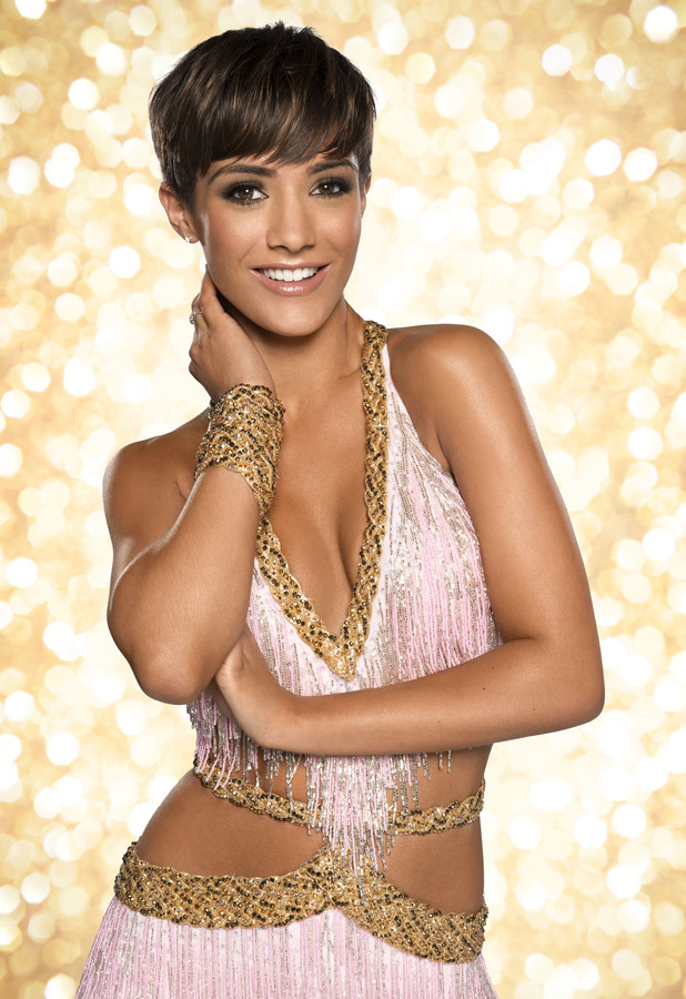 Strictly Come Dancing 2014 lineup: Frankie Sandford, Caroline Flack and more!