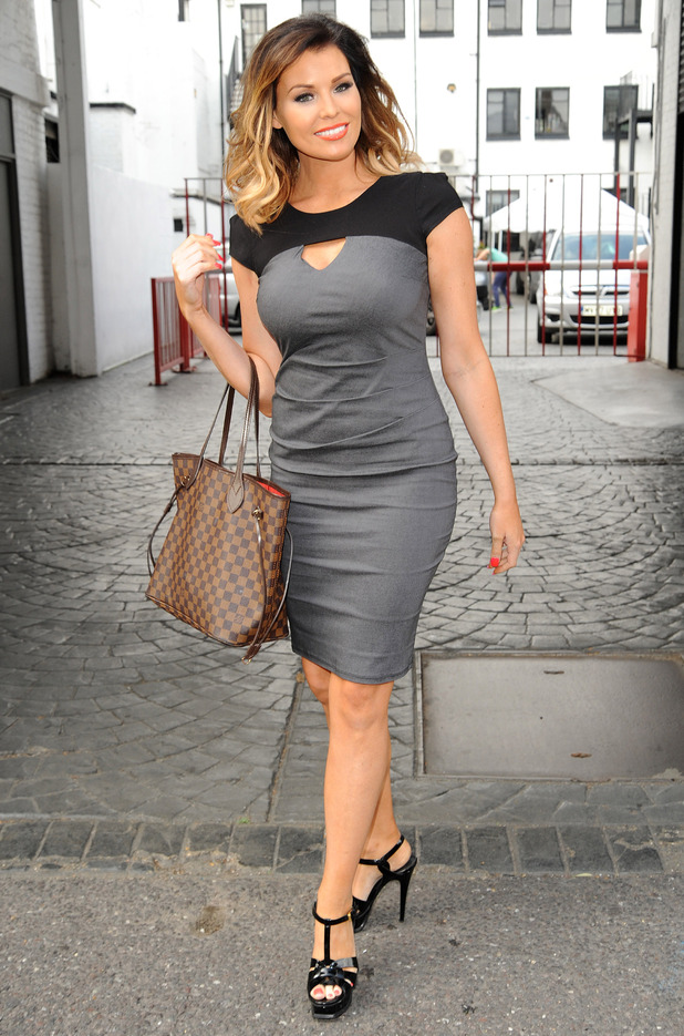 TOWIE's Jessica Wright steps out in London, England - 3 September 2014