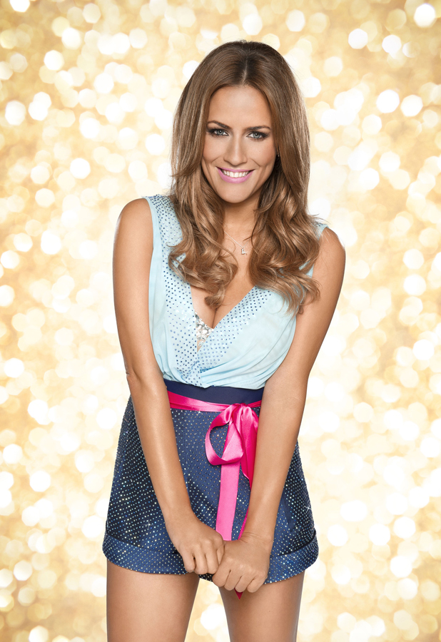 Strictly Come Dancing 2014 lineup: Caroline Flack