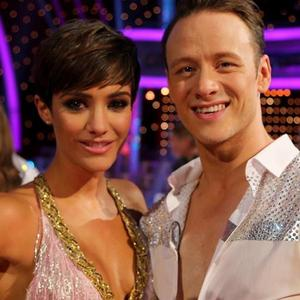Strictly Come Dancing 2014 celebrity and professional dancer pairings announced: Frankie Bridge and Kevin Clifton