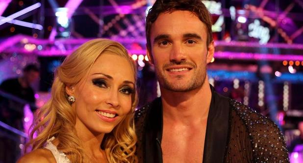 Strictly Come Dancing 2014 celebrity and professional dancer pairings announced: Thom Evans and Iveta Lukosiute