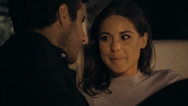 Made In Chelsea: New York - Alik Alfus and Louise Thompson. Aired 7 September 2014.