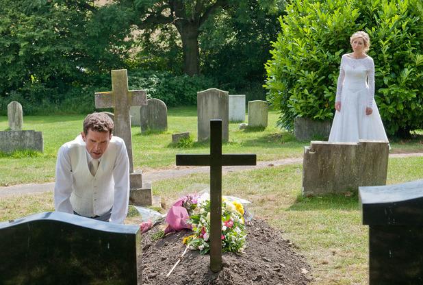 Emmerdale, Marlon and Laurel's wedding, Thu 11 Sep