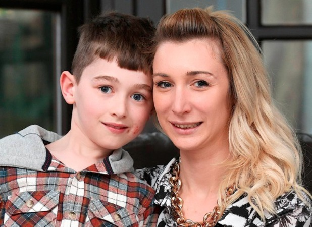 Jodie O'Grady, My seven year old has Alzheimers