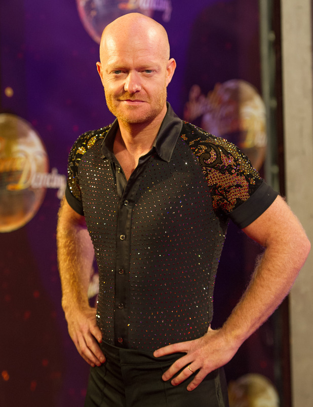 Jake Wood at the 'Strictly Come Dancing 2014' launch at Elstree Studios - Arrivals 09/02/2014 London, United Kingdom