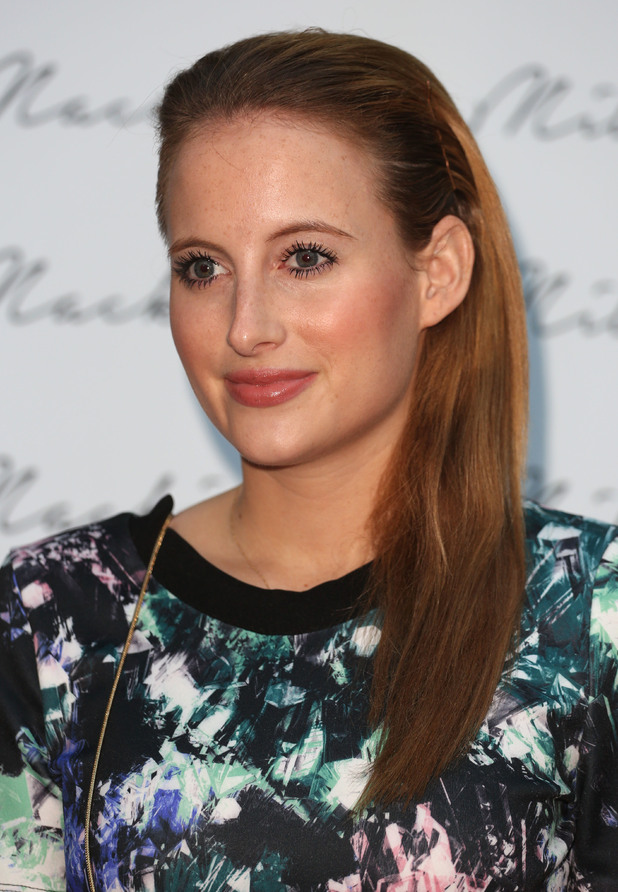 Made In Chelsea's Rosie Fortescue attends Millie Mackintosh's clothing launch, held in Notting Hill, London - 10 September 2014