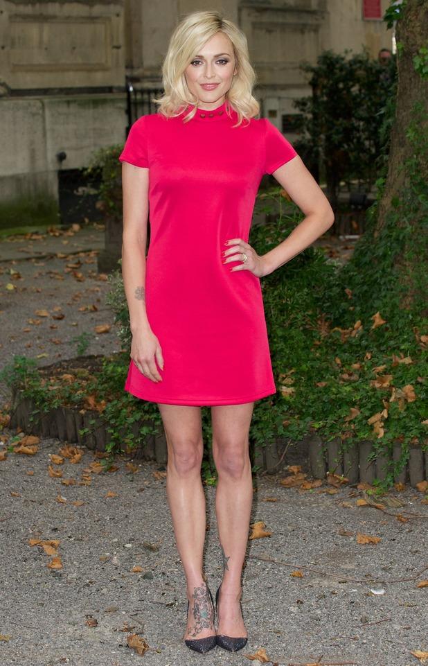 Fearne Cotton models a dress from her spring/summer '15 range for Very.co.uk - London - 11 September 2014