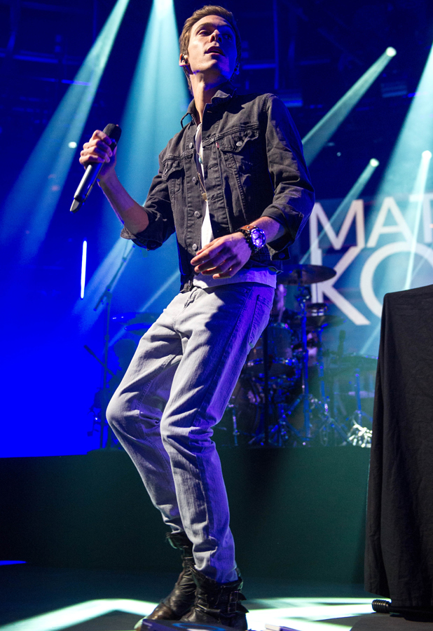 Matthew Koma in concert, iTunes Festival, Roundhouse, London, Britain - 11 Sep 2014