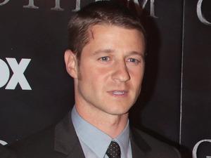 Ben McKenzie's head injury on display at Gotham series premiere. Ouch.