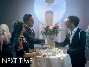 Made In Chelsea: New York - Andy Jordan meets up with Alik Alfus and Louise Thompson in Chelsea - 14 September.