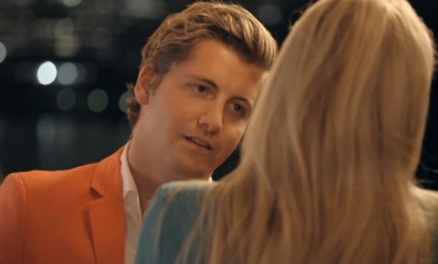 Stevie Johnson and Stephanie Pratt make up, Made In Chelsea: New York, E4 14 September