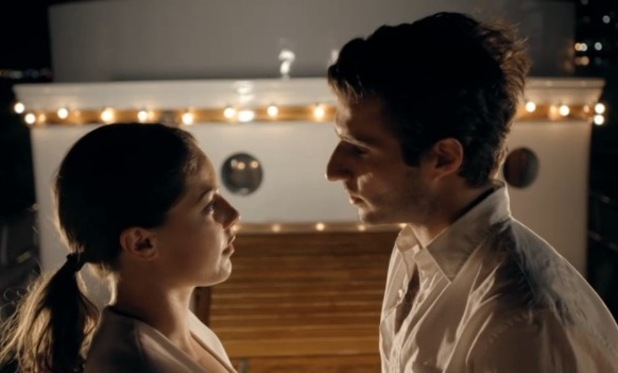 Made In Chelsea: New York - Alik Alfus professes love to Louise Thompson - 14 September.